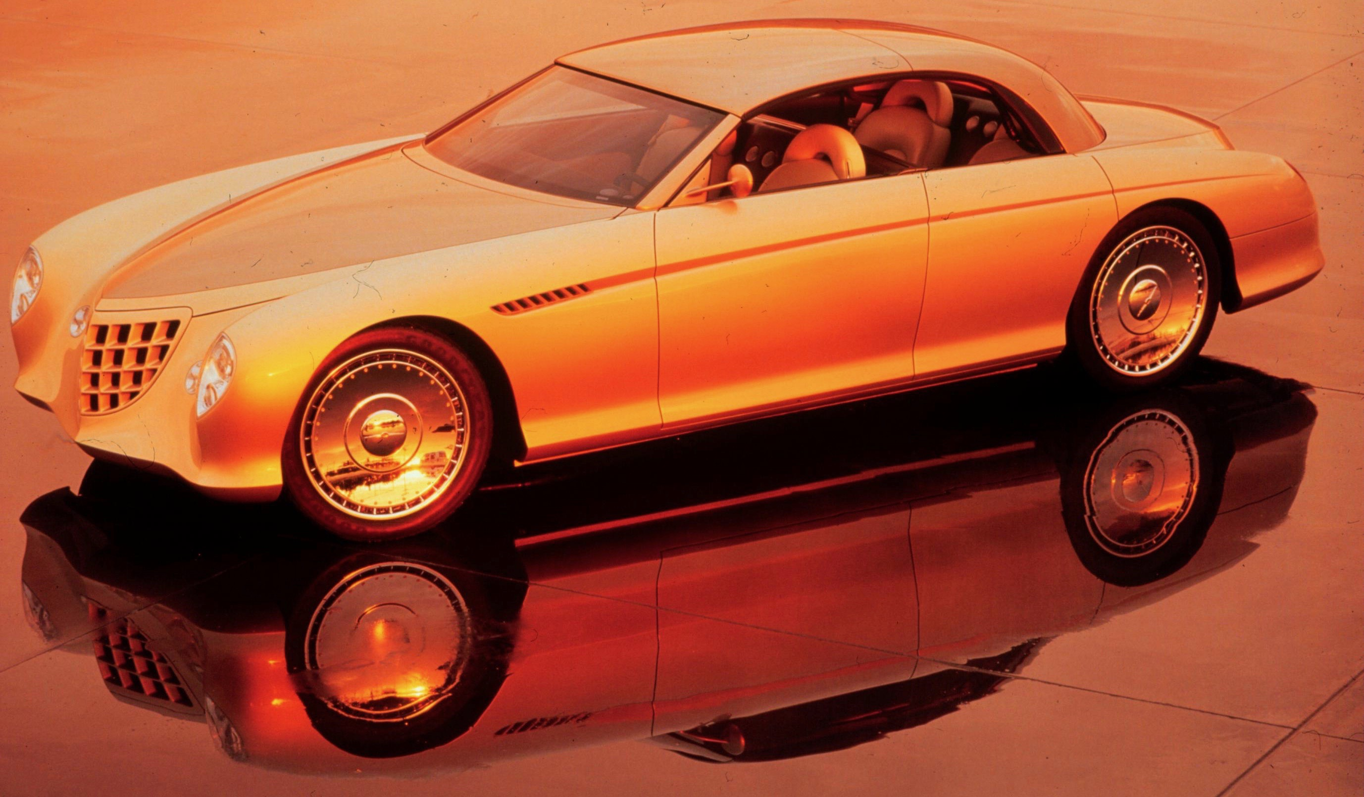 Top 10* American concept vehicles from the 1990s | ClassicCars.com