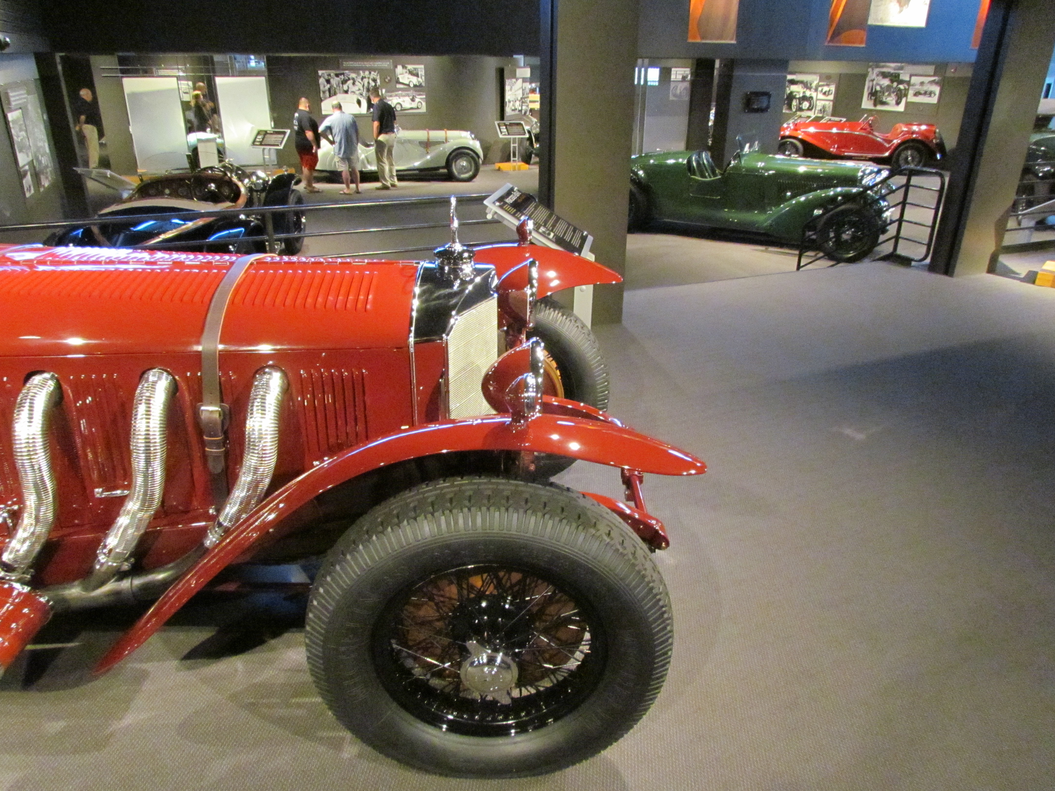 , There's also a terrific Porsche exhibit on the East Coast, ClassicCars.com Journal