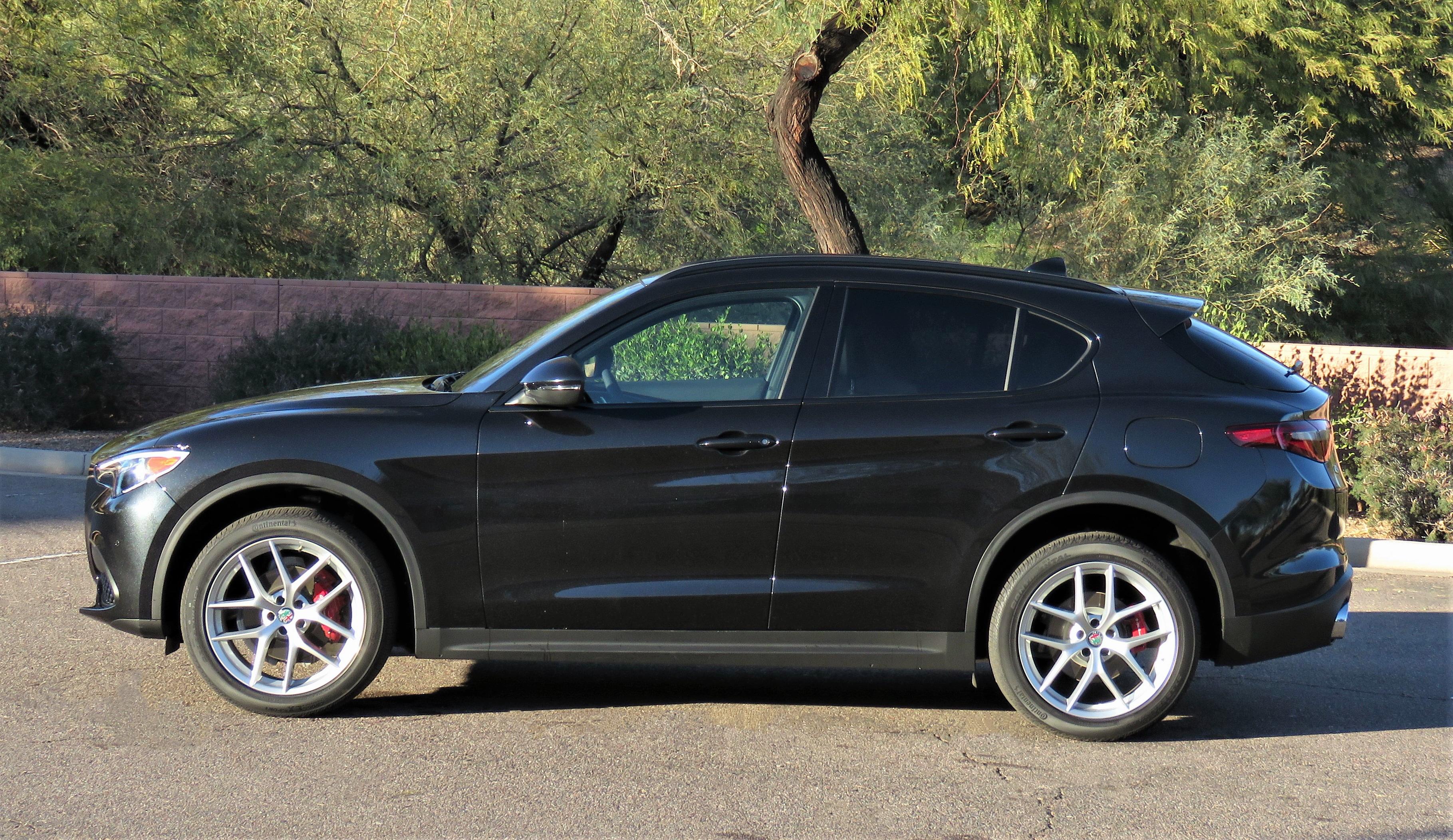alfa romeo, All-new 2018 Alfa Romeo Stelvio SUV, ClassicCars.com Journal