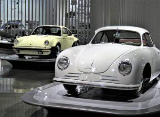 Porsche art, power and design on exhibit at Petersen Museum
