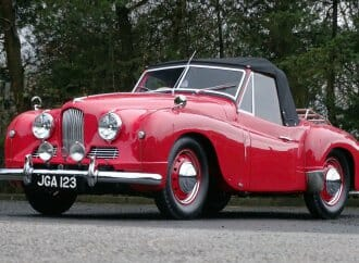 The short but startling life of the Jowett Jupiter