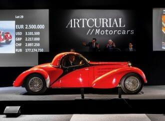Artcurial does $38.8 million in Paris even without Le Mans-winning Ferrari