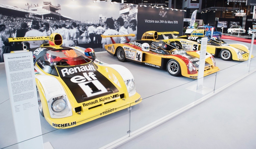 Paris Retromobile, the king of the winter car shows | ClassicCars.com