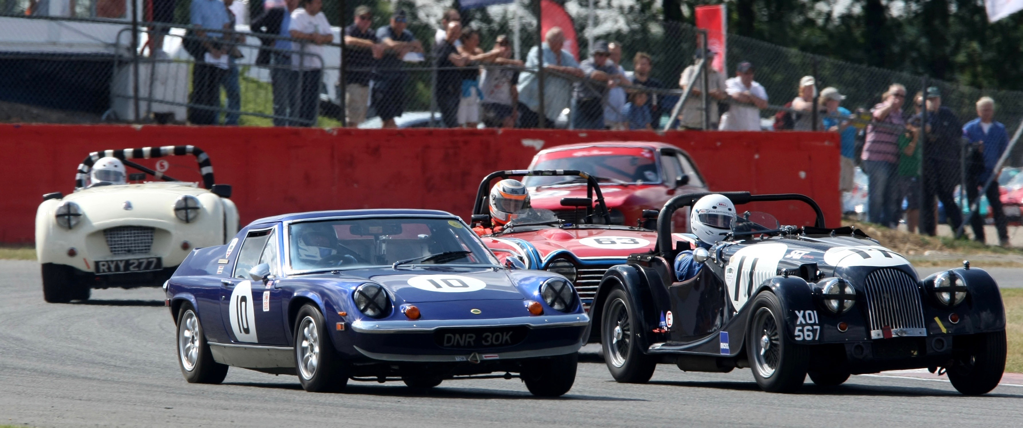 cost ways are available to go vintage racing | ClassicCars.com