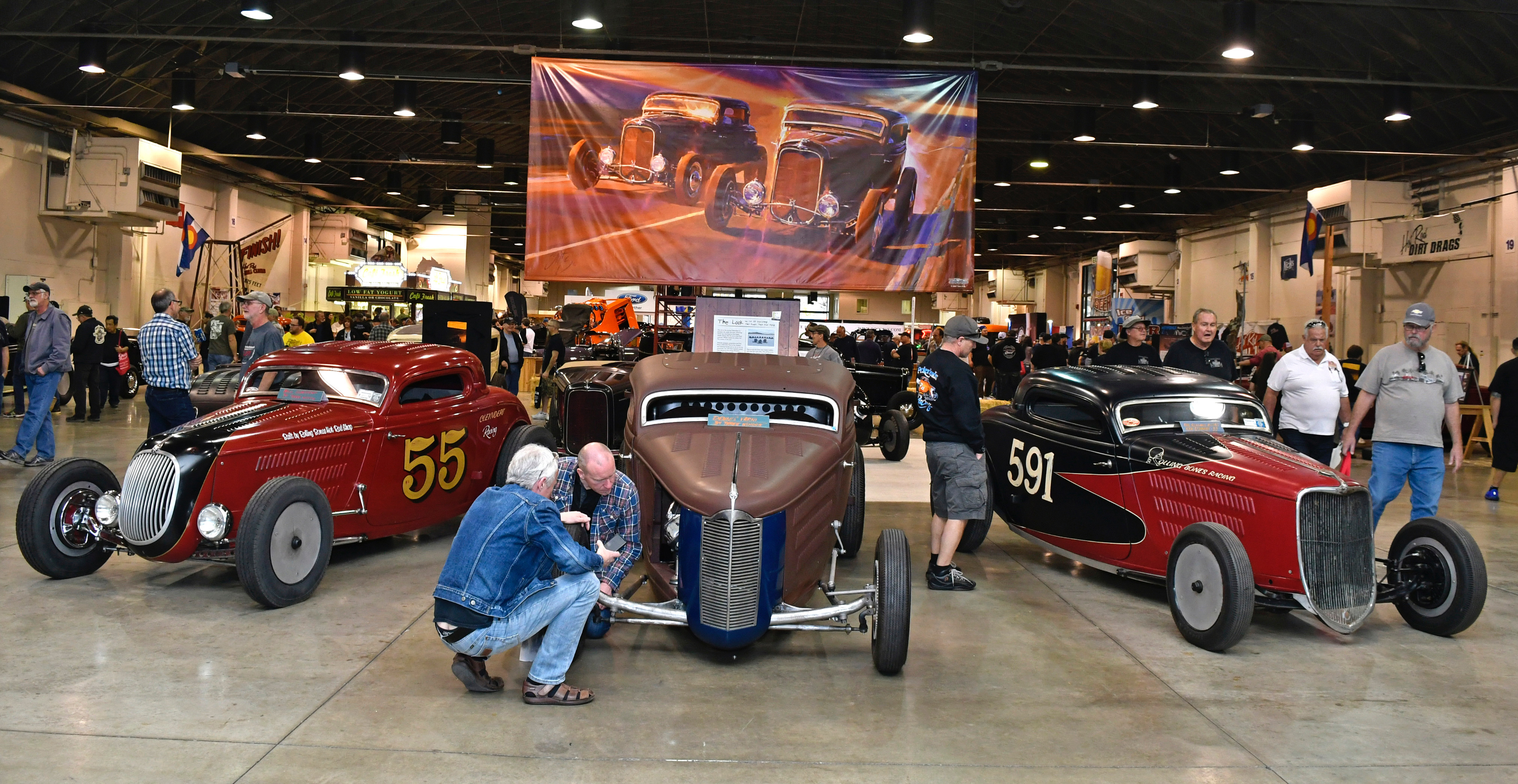 , Concours indoors selects America's Most Beautiful Roadster, ClassicCars.com Journal