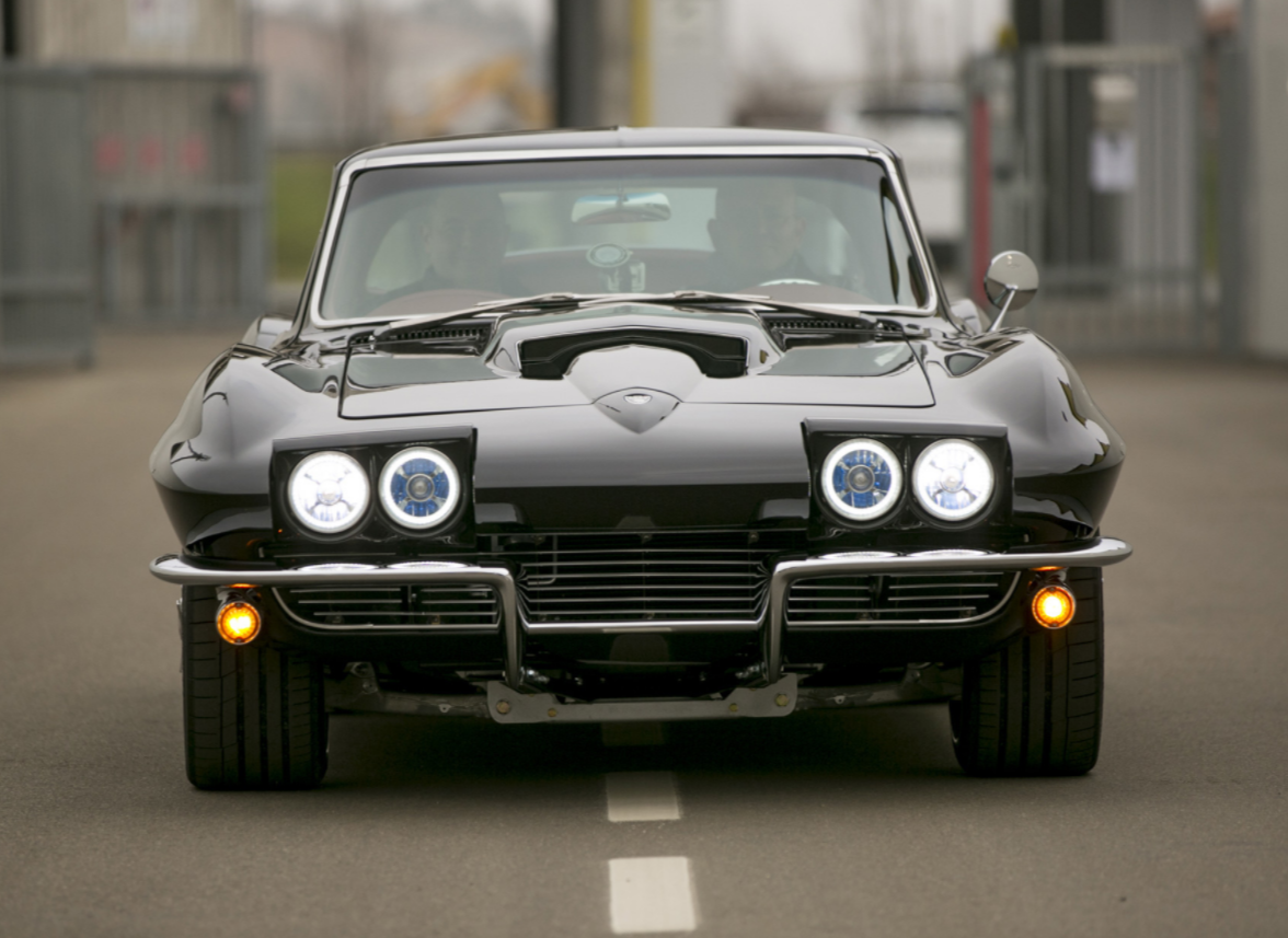 Ares Restomod C2 Corvette Blends Italian Elegance And American Muscle