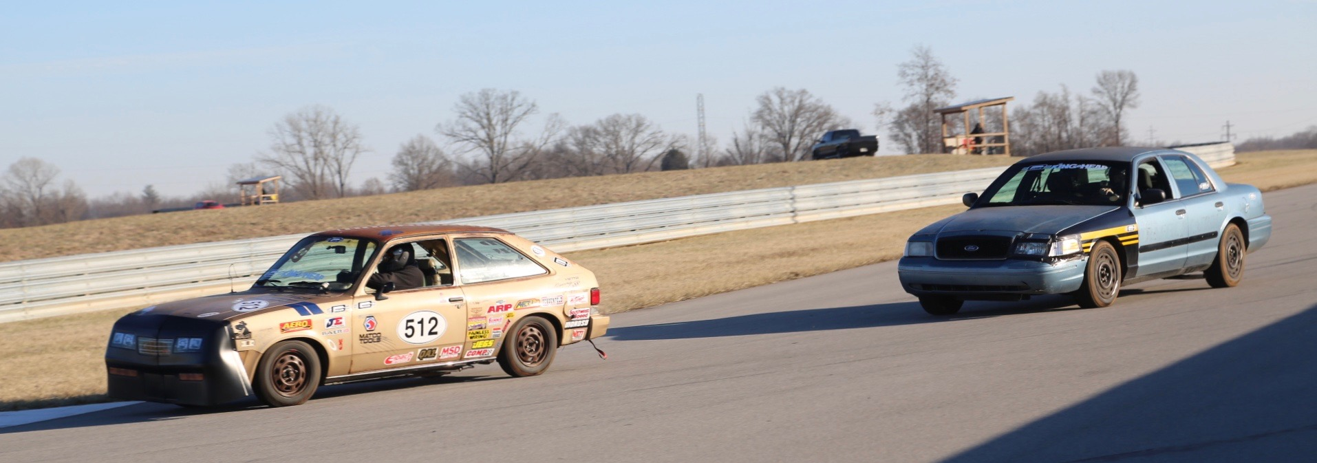 Low-cost ways are available to go vintage racing   ClassicCars.com