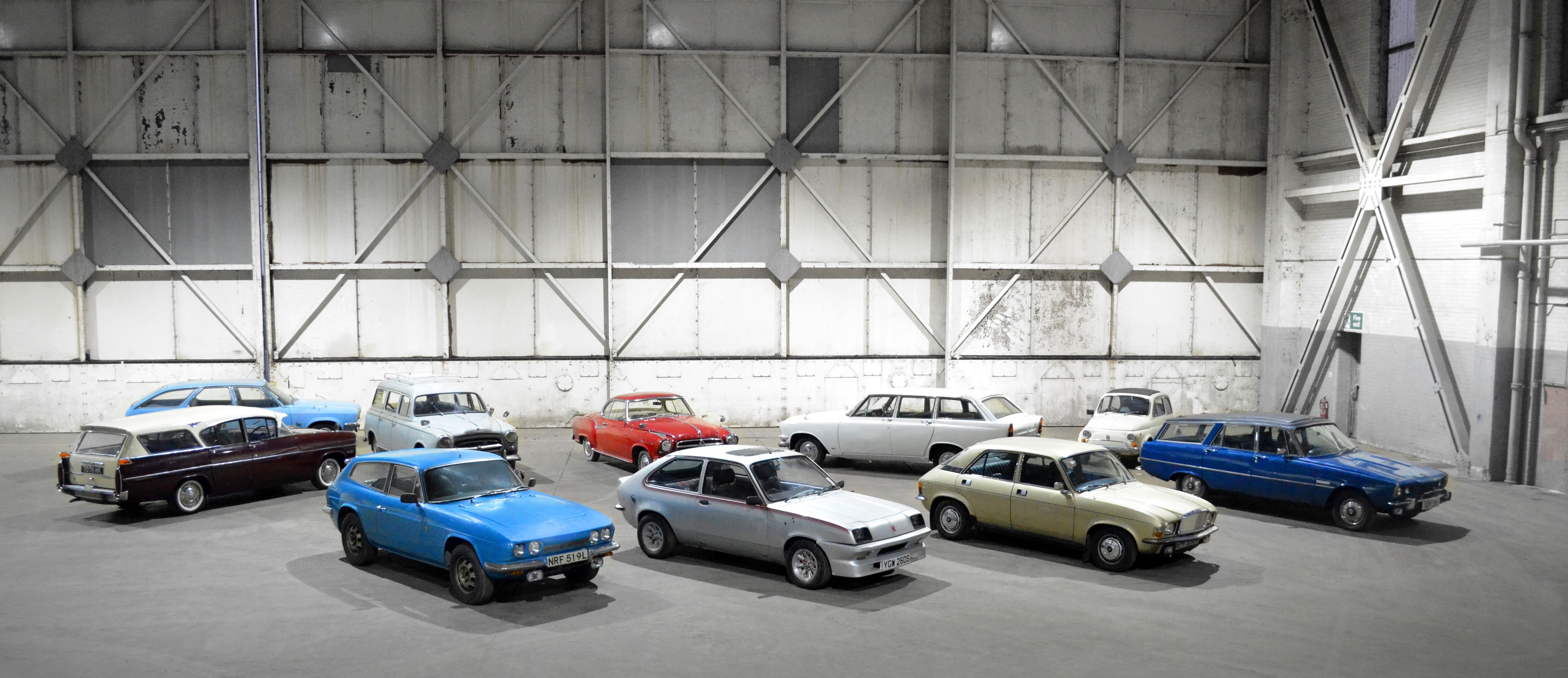 Jaguar Land Rover sending more than 100 classics to auction