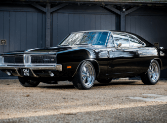 Ex-Bruce Willis Dodge Charger for sale