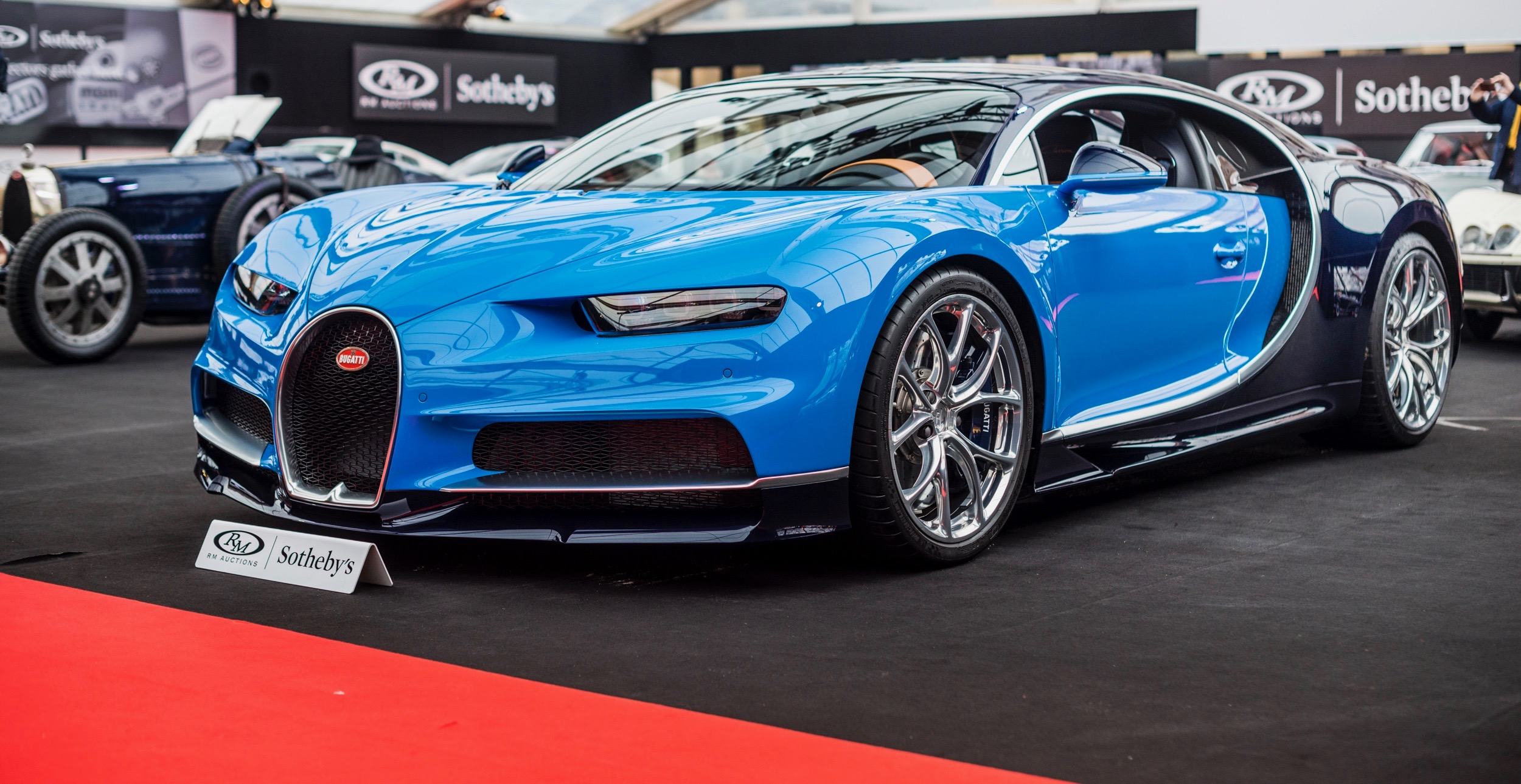 RM Sotheby's, Modern supercars set the pace at RM Sotheby's Paris auction, ClassicCars.com Journal