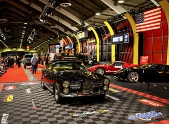 Mecum does $9 million in LA