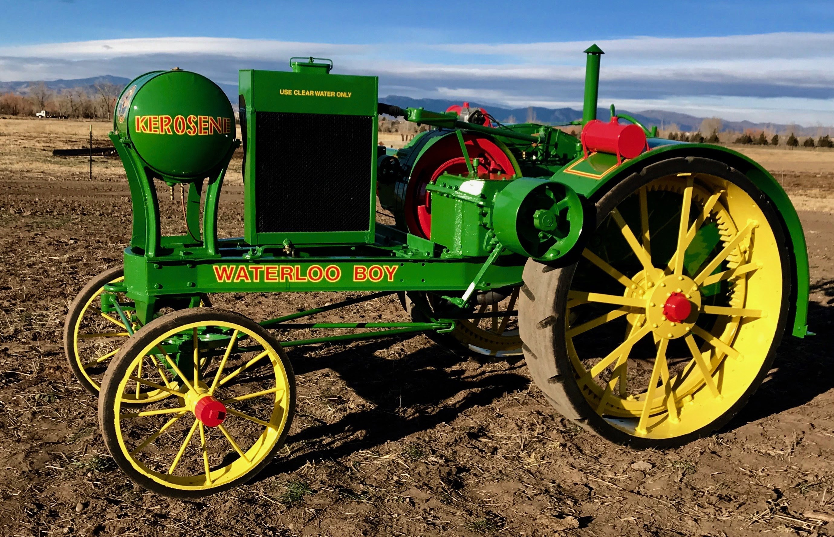 clydesdale, Clydesdale joins vintage tractors at Gone Farmin' sale in Iowa, ClassicCars.com Journal