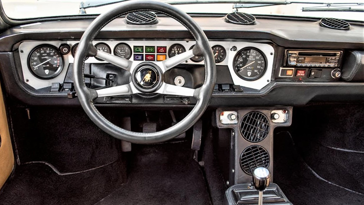 Rare 1975 Lamborghini Urraco | ClassicCars.com Journal