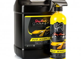 Jay Leno's Garage unveils new Eco Wash