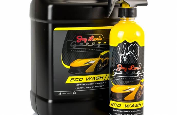 Jay Leno's Garage unveils new Eco Wash