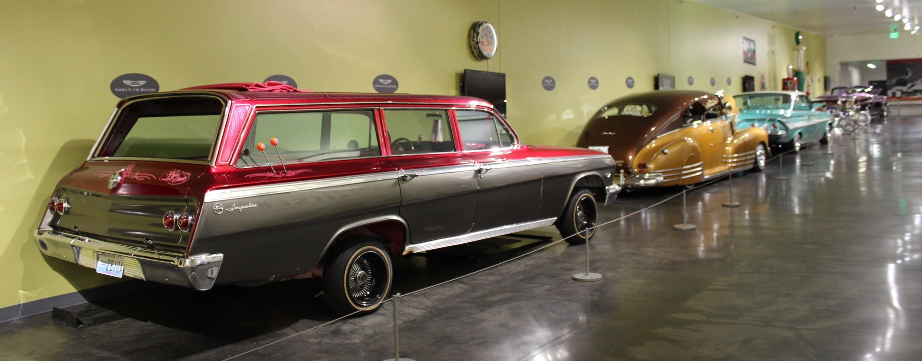 lowrider, Lowriders on Route 66 featured at LeMay museum, ClassicCars.com Journal