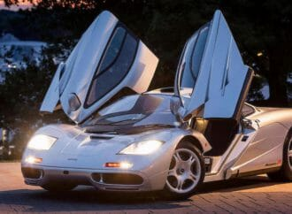A practically new McLaren F1 is selling for $24M