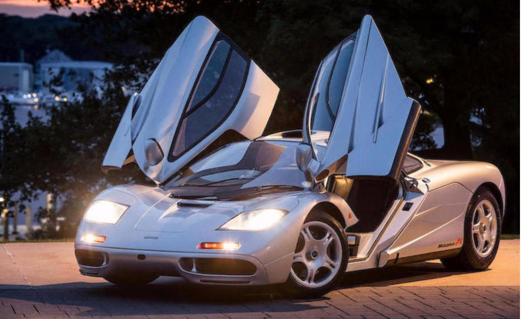 A practically new McLaren F1 is selling for $24M | ClassicCars.com Journal