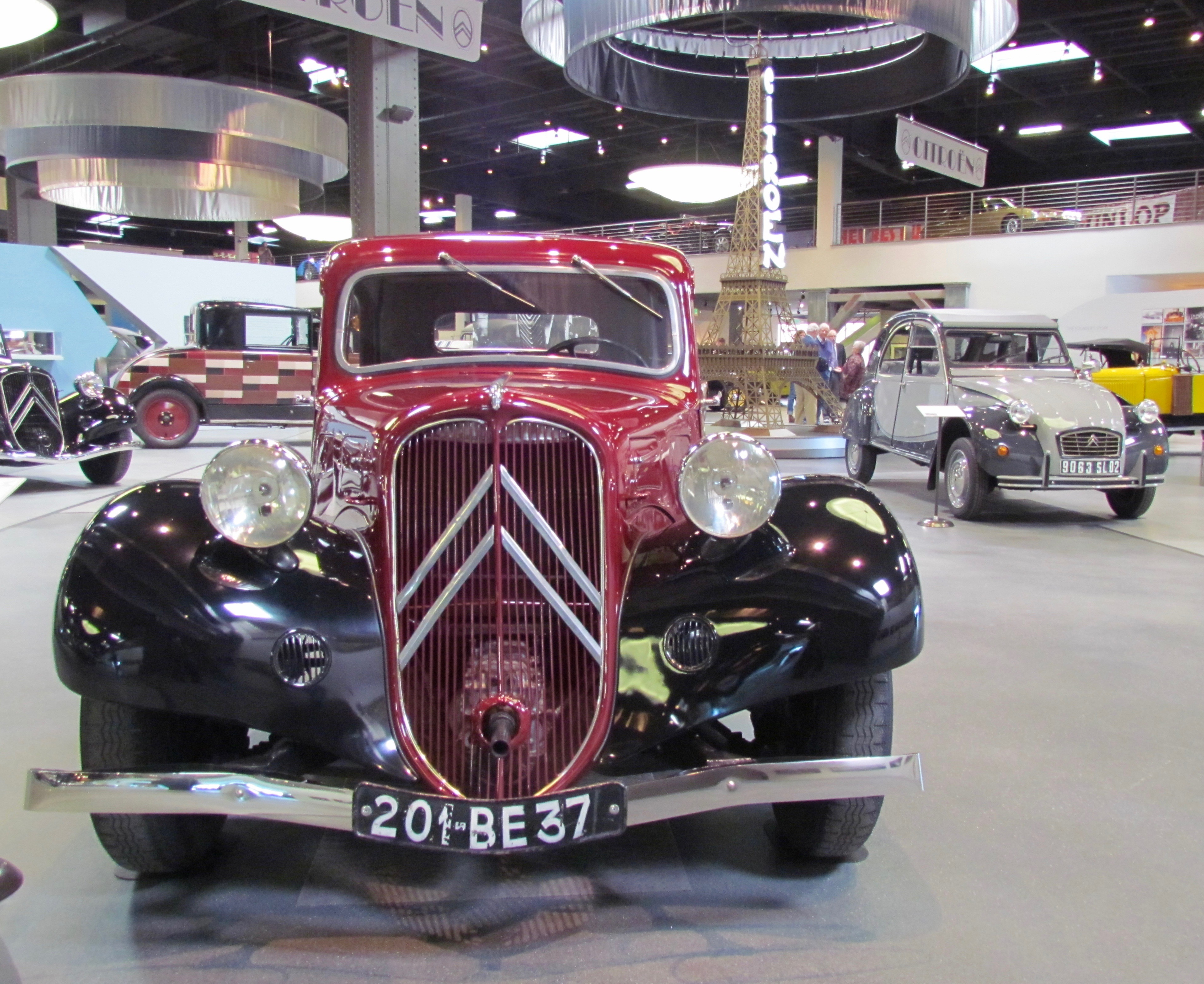 LA Classic Auto Show draws vehicles from SoCal museums | ClassicCars