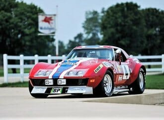 NART Corvette raced at Le Mans joins concours at Amelia Island