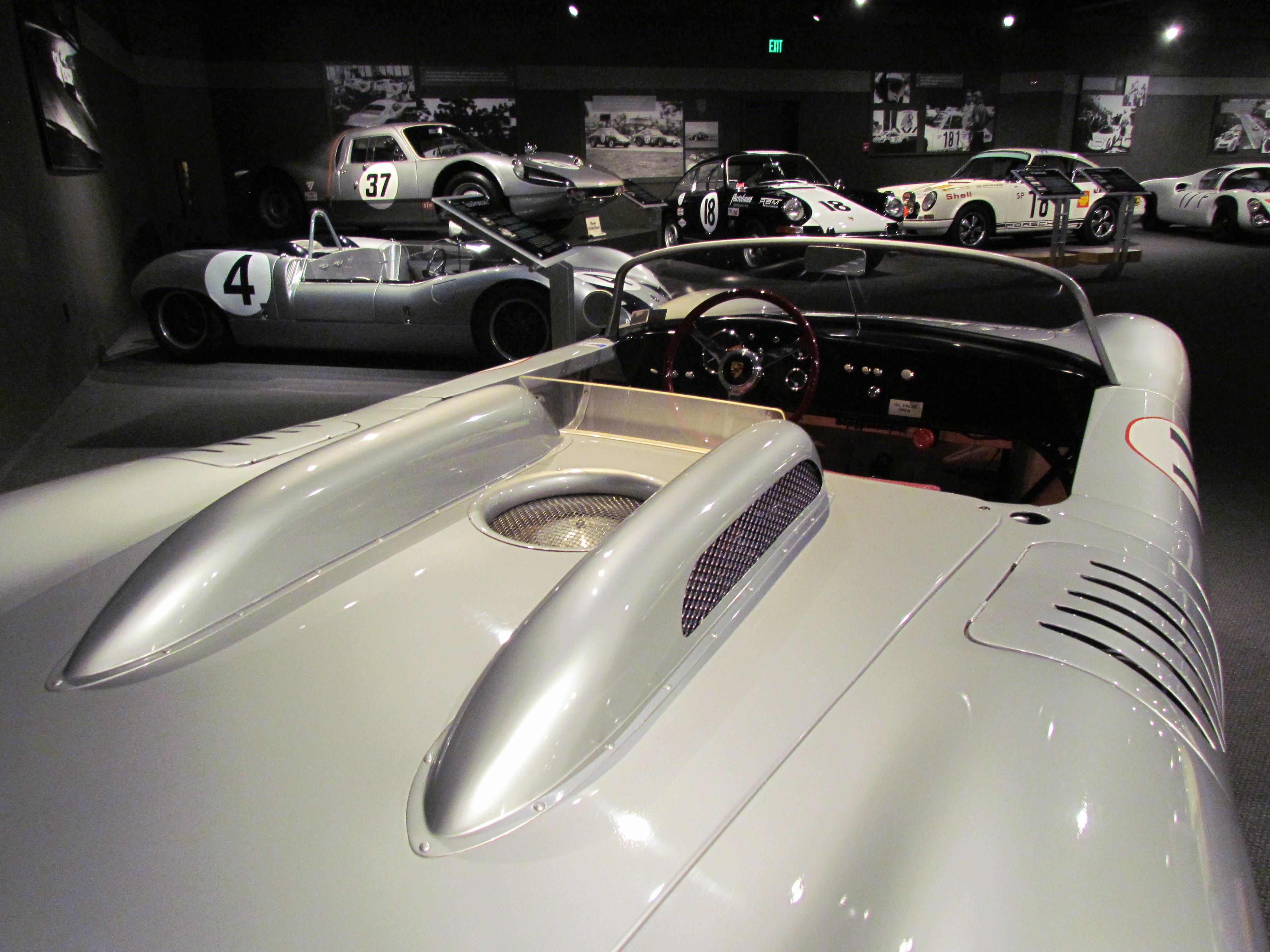 Theres Also A Terrific Porsche Exhibit On The East Coast - Naples antique car show 2018