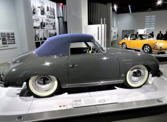 LA Classic Auto Show draws vehicles from SoCal museums