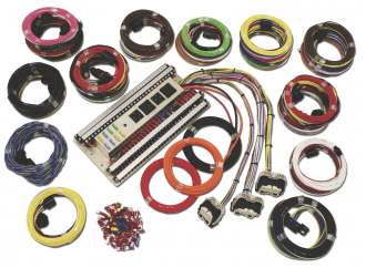 Mustang Coyote 5.0 wiring kits from Ron Francis