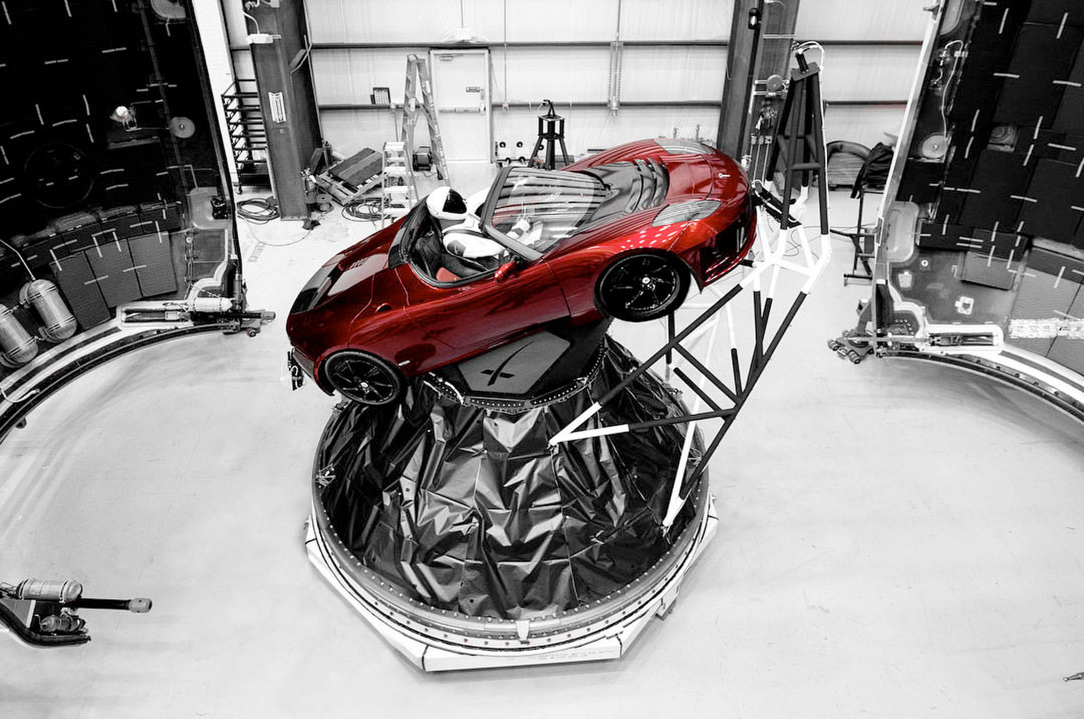 Will Tesla roadster values rocket through the stratosphere ...