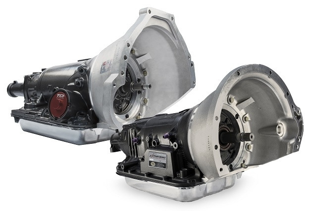 4x four-speed auto transmissions for Chevy and non-GM applications