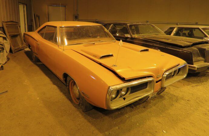 Barn-finds indeed! VanDerBrink offers fields of dreams at upcoming auctions