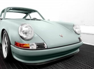 Dutch firm turns old Porsche 911s into electric cars