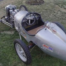 Resurrected 1927 Model T racer
