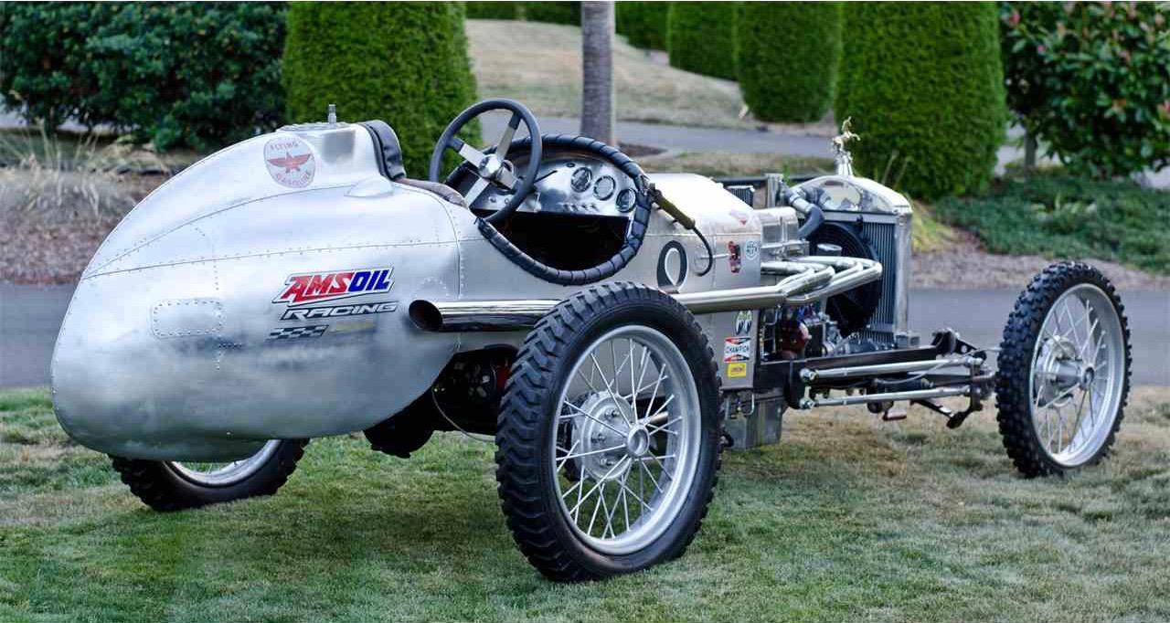 Model T, Resurrected 1927 Model T racer, ClassicCars.com Journal
