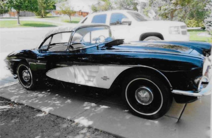 Family owned since new '61 Corvette