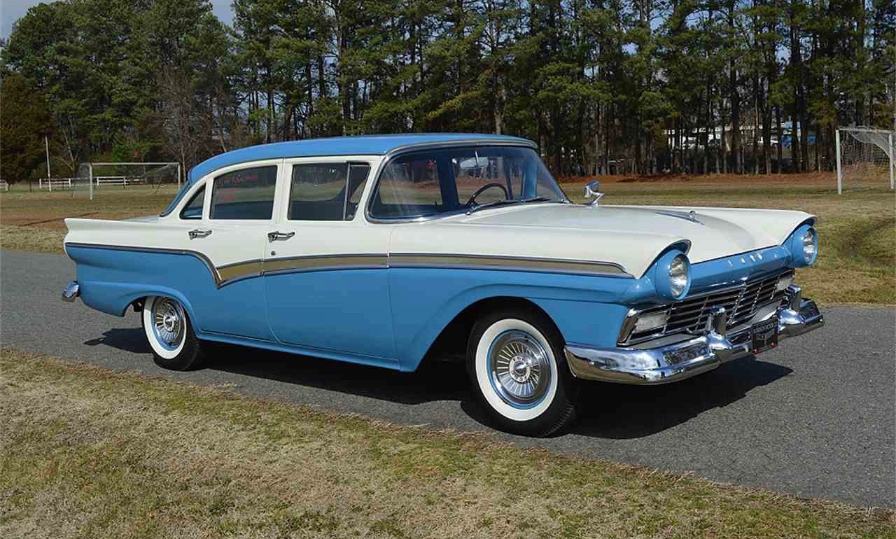 Low-mileage 1957 Ford survivor | ClassicCars.com Journal