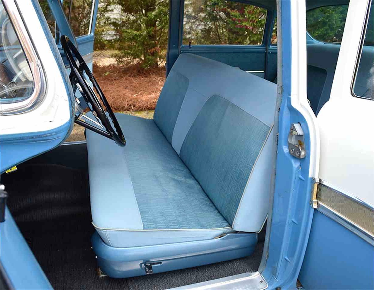Blue 1957 Ford Custom 300 cab | ClassicCars.com Journal