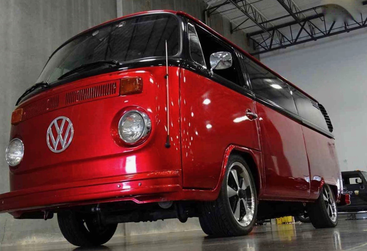 Birthday party van: Volkswagen Microbus | ClassicCars.com Journal