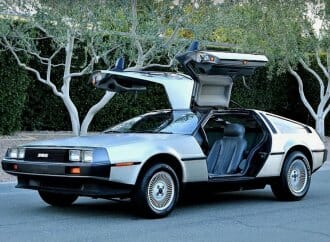 DeLorean is only the tip of the Irish automotive iceberg