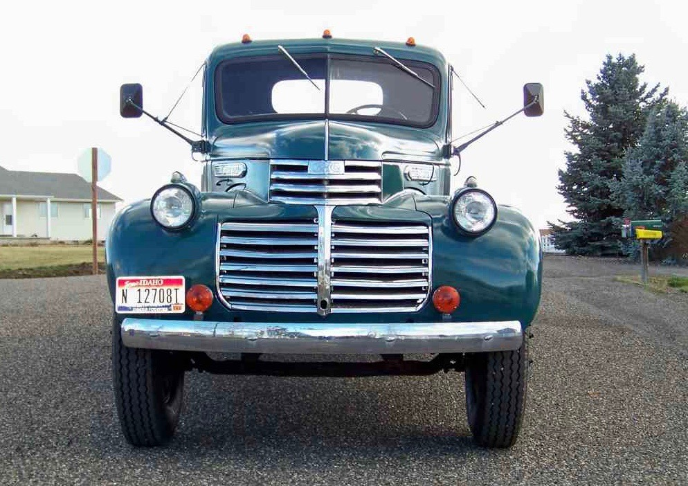 Second-owner 1942 GMC truck | ClassicCars.com Journal