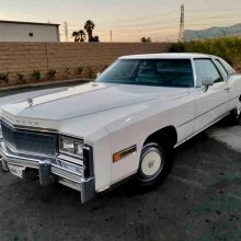 All-original  '77 Eldorado