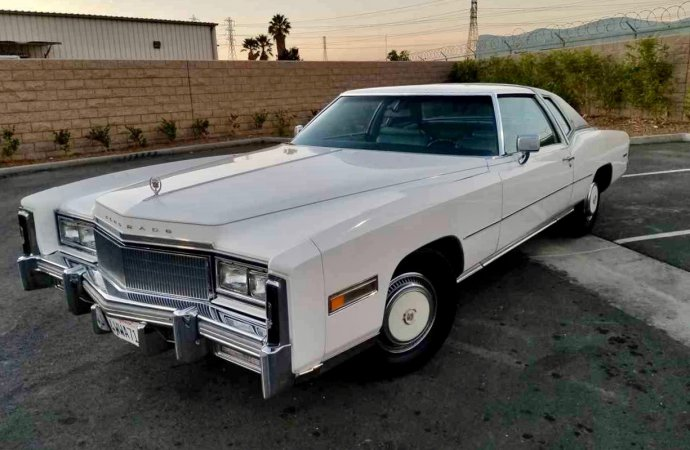 All-original  '77 Eldorado