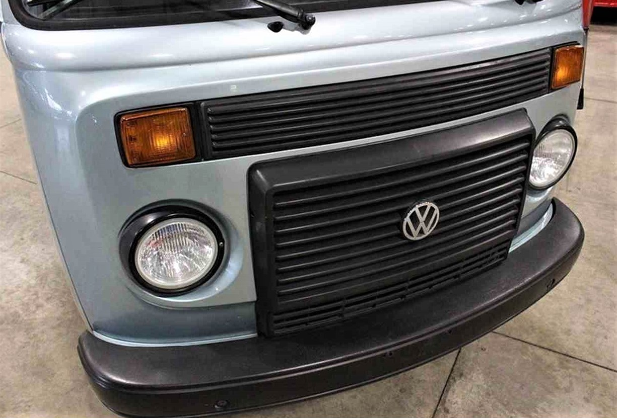 Water-cooled 1992 VW microbus | ClassicCars.com Journal