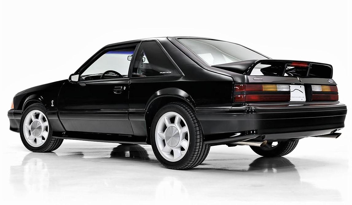 Cobra, Final Fox '93 Ford Mustang Cobra, ClassicCars.com Journal