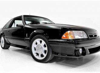 Final Fox '93 Ford Mustang Cobra