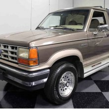 Luxurious 1990 Ford Bronco II