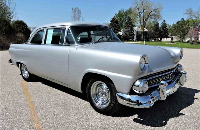 Easy project 1955 Ford custom