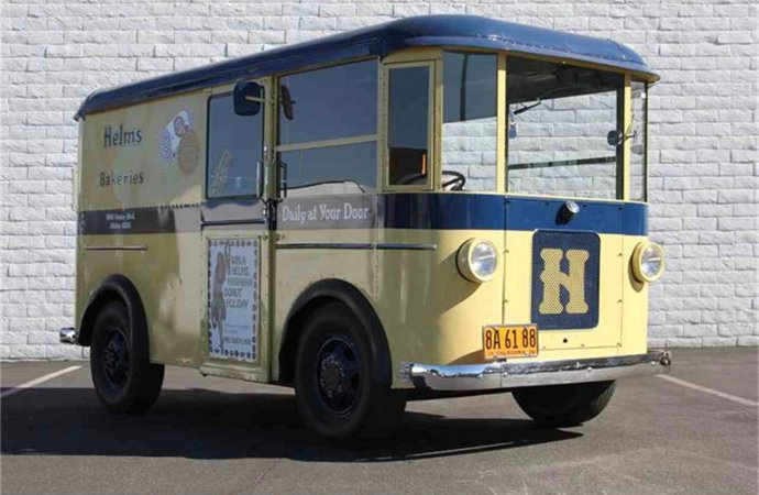 Forget Ferrari, this is the real bread van