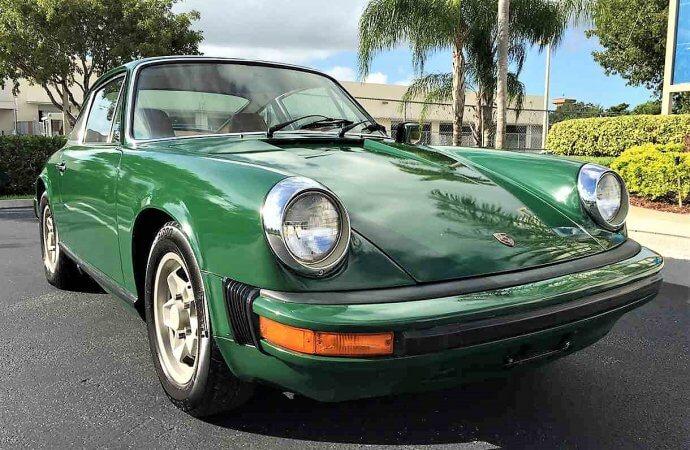 All-original 1977 Porsche 911S