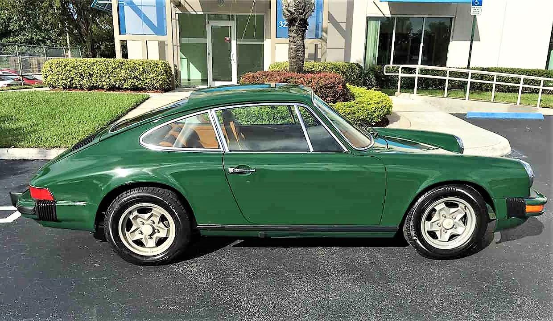 All-original 1977 Porsche 911S | ClassicCars.com Journal