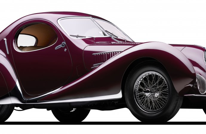 Mullin slates special exhibit of French coachbuilt cars